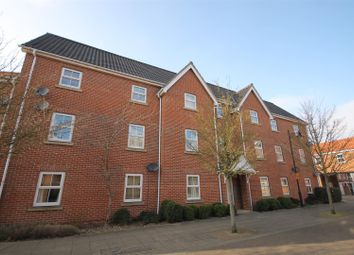 Thumbnail 2 bedroom flat to rent in Edward Jodrell Plain, Norwich