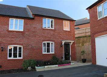 Thumbnail 3 bed semi-detached house for sale in Alnwick Way, Grantham