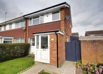 Thumbnail 3 bed end terrace house for sale in Ontario Gardens, Durrington, Worthing, West Sussex