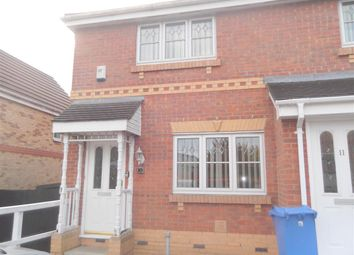 Thumbnail 3 bedroom mews house to rent in Gladica Close, Huyton, Liverpool