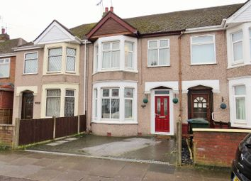 Thumbnail 2 bed terraced house for sale in Dudley Street, Coventry