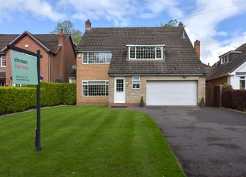 Thumbnail 4 bed detached house for sale in Irnham Road, Four Oaks, Sutton Coldfield