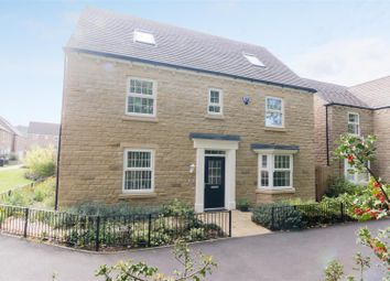 Thumbnail 6 bed detached house for sale in Riverside Walk, Otley