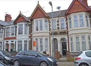 Thumbnail 5 bed terraced house to rent in Heathfield Road, Heath/Gabalfa, Cardiff