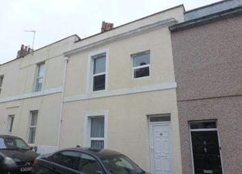 Thumbnail 4 bed terraced house for sale in Chedworth Street, Plymouth