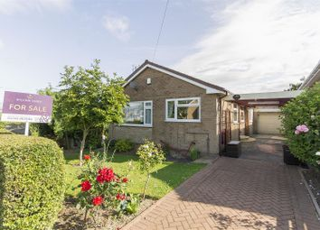 Thumbnail 2 bed detached bungalow for sale in Queensway, Pilsley, Chesterfield