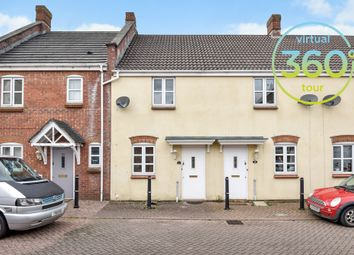 Thumbnail 2 bed terraced house for sale in Shire Way, Westbury
