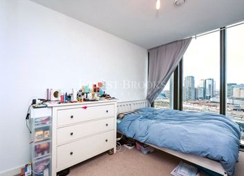 Thumbnail 1 bed flat for sale in Stratosphere Tower, 55 Great Eastern Road, Stratford