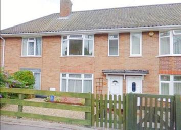 Thumbnail 3 bedroom terraced house to rent in Jex Road, Norwich