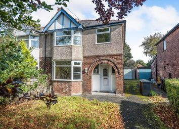 Thumbnail 3 bed semi-detached house for sale in Davenham Road, Formby, Liverpool, Merseyside