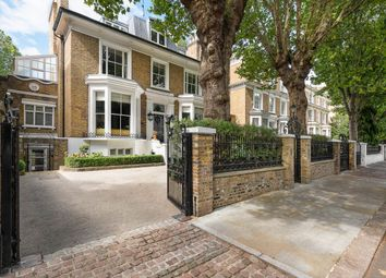 6 bed terraced house for sale in Holland Villas Road, Holland Park, London W14