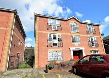 Thumbnail 2 bed flat for sale in Gladstone Court, Buttrills Road, Barry