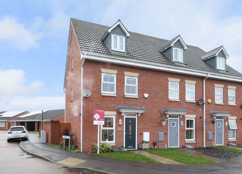 3 bed town house for sale in Forge Drive, Chesterfield S40