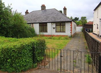 Thumbnail 2 bedroom semi-detached bungalow for sale in Green End Road, Cambridge, Cambridgeshire
