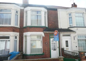 Thumbnail 2 bedroom terraced house for sale in Derwent Avenue, Hampshire Street, Hull