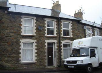 Thumbnail 3 bed terraced house to rent in 60 Hanbury Road, Pontnewynydd, Pontypool