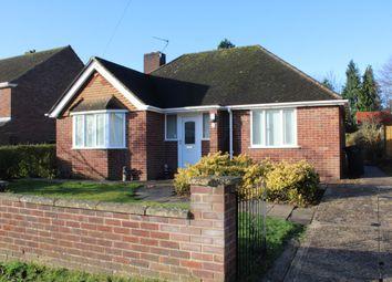 Thumbnail 2 bed detached bungalow for sale in Regnum Drive, Shaw, Newbury