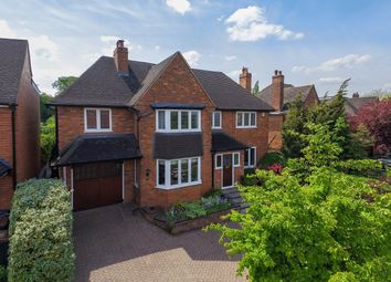 Thumbnail 6 bed detached house for sale in Newent Road, Bournville Village Trust, Northfield
