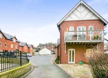 Thumbnail 3 bed mews house for sale in Spencer Mews, Prestbury, Macclesfield, Cheshire