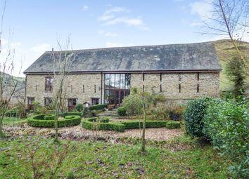Thumbnail 5 bed barn conversion for sale in Glascwm, Glascwm, Llandrindod Wells, Powys