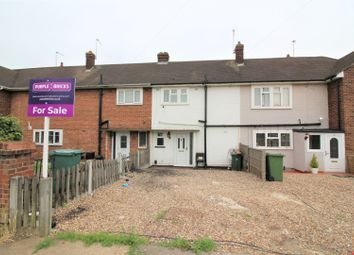 Thumbnail 2 bed terraced house for sale in Goldings Crescent, Basildon