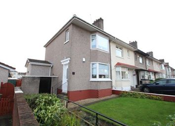 Thumbnail 2 bedroom end terrace house for sale in Barrachnie Crescent, Baillieston, Glasgow, Lanarkshire