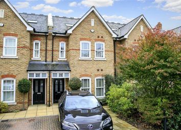 Thumbnail 5 bed terraced house for sale in Claremont Road, Teddington
