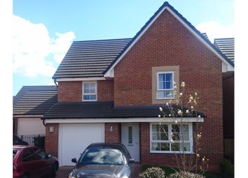 4 bed detached house for sale in Lloyd Close, Worcester WR5