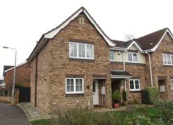 Thumbnail 2 bed terraced house to rent in Orchid Rise, Scunthorpe, Lincolnshire
