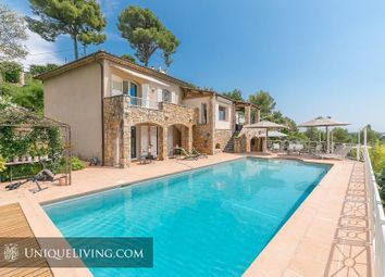 Thumbnail 5 bed villa for sale in Vence, French Riviera, France