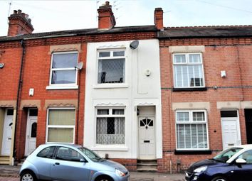 Thumbnail 2 bed terraced house for sale in Latimer Street, Anstey, Leicester