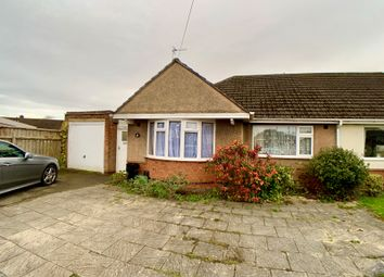 Thumbnail 2 bed semi-detached bungalow to rent in Chestnut Avenue, Oadby, Leicester