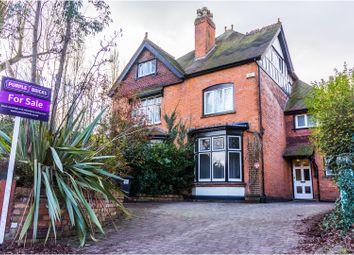 Thumbnail 5 bedroom semi-detached house for sale in Woodstock Road, Birmingham