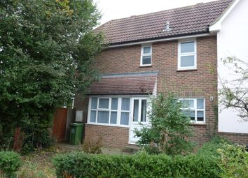 Thumbnail 2 bed end terrace house to rent in Russetts, Langdon Hills, Basildon