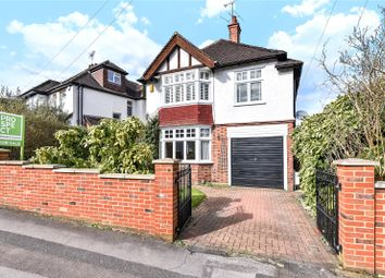 Thumbnail 4 bedroom detached house for sale in The Crescent, Maidenhead, Berkshire