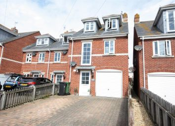 4 bed town house for sale in Sunnyside Road, Weymouth DT4