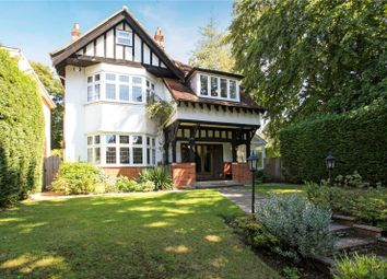 Thumbnail 5 bed detached house for sale in Branksome Wood Road, Talbot Woods, Bournemouth