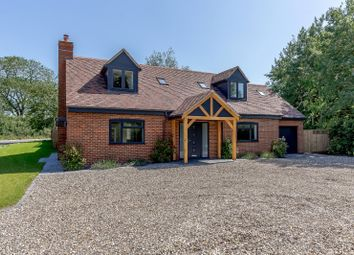 Thumbnail 4 bedroom detached house for sale in Thame Lane, Culham, Abingdon, Oxfordshire