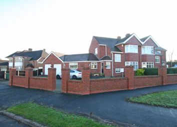 Thumbnail 4 bed semi-detached house for sale in Stourbridge, Norton, Windsor Road