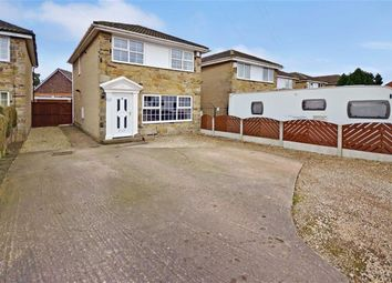 Thumbnail 3 bed detached house for sale in The Weelands, Weeland Road, Eggborough, Selby