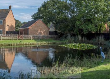 Thumbnail 4 bed detached house for sale in Willows Close, Tydd St. Mary, Wisbech, Cambridgeshire