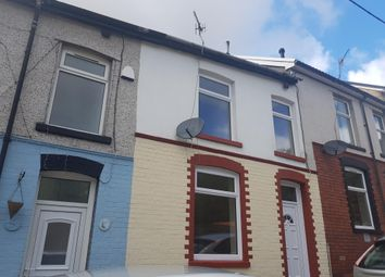 Thumbnail 3 bed property to rent in Francis Street, Tonypandy