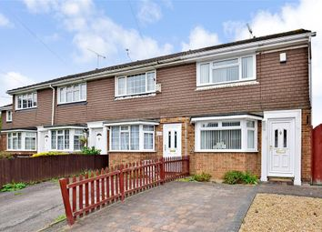 Thumbnail 2 bed end terrace house for sale in Bristol Close, Strood, Rochester, Kent