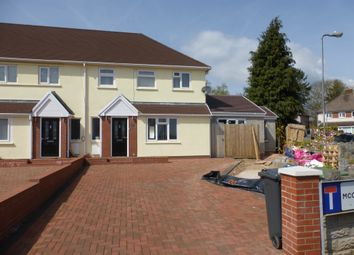 Thumbnail 4 bed end terrace house for sale in Mccale Avenue, Fairwater, Cardiff