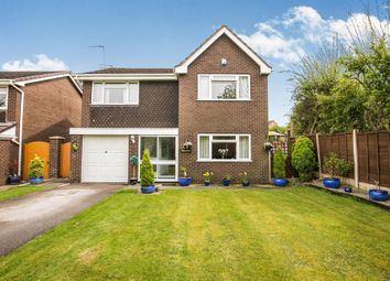 Thumbnail 5 bed detached house for sale in Long Acre, Weaverham, Northwich
