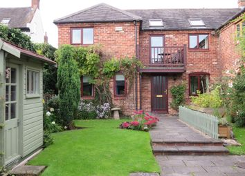 Thumbnail 3 bed semi-detached house for sale in Rose Lane, Ticknall, Derby
