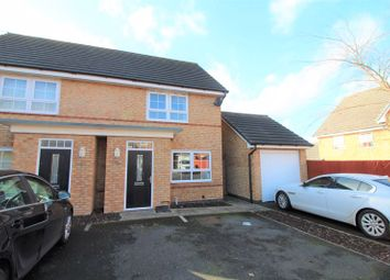 2 bed semi-detached house for sale in Navigation Way, Milehouse, Newcastle Under Lyme ST5