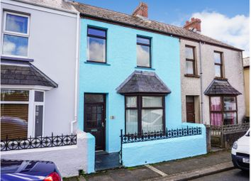 Thumbnail 3 bed terraced house for sale in John Street, Neyland