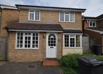 Thumbnail 4 bed detached house to rent in Abbey Gardens, Canterbury