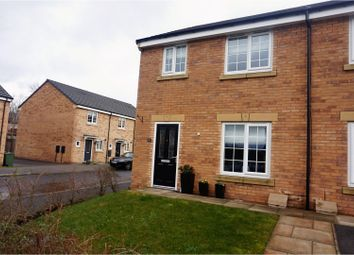 Thumbnail 3 bed semi-detached house for sale in Noble Road, Wakefield